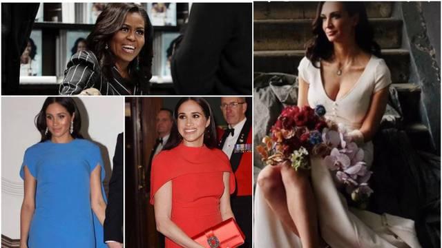 Monika Kravić pred oltarom se pojavila u luksuznoj vjenčanici: Meghan i Obama vole isti brend