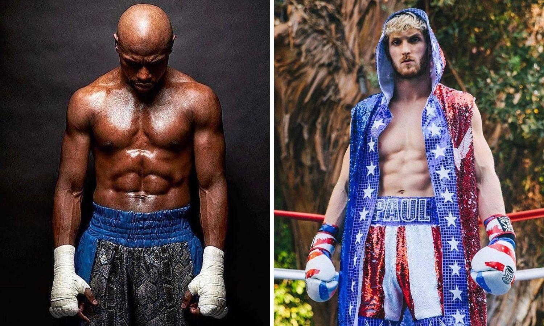 Mayweather opet u ringu: Čeka ga meč s youtuberom Loganom