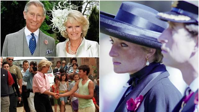Lady Diana: 'Bila je gužva u našem braku, bilo nas je troje...'