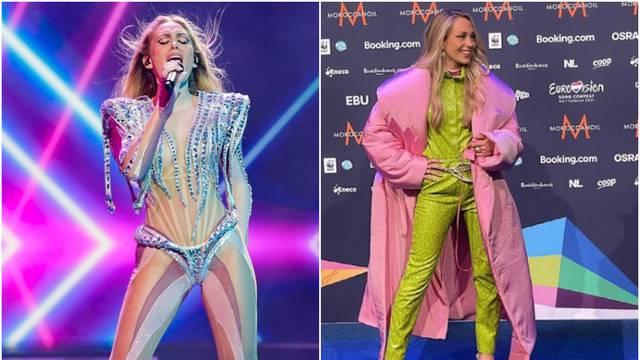 Albina zapjevala 'Euphoria' i oduševila okupljene, Poljaci je okrunili: Ti si Miss Eurosonga