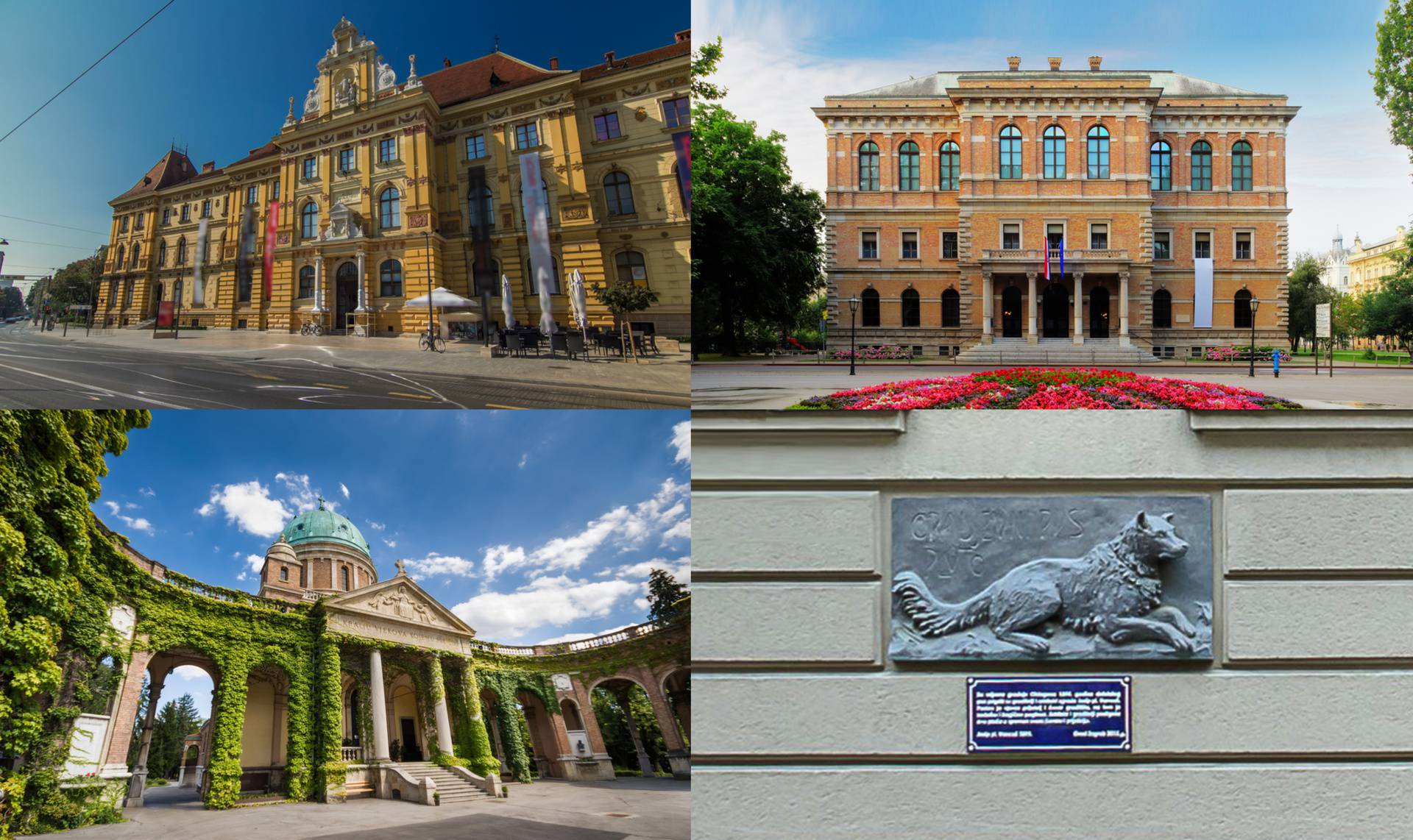 Tajnoviti Zagreb: Šest zanimljivosti koje kriju poznate zagrebačke zgrade