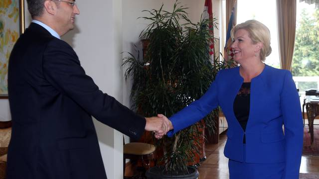 Plenković i Kolinda razgovorali, zakazali susret za idući tjedan