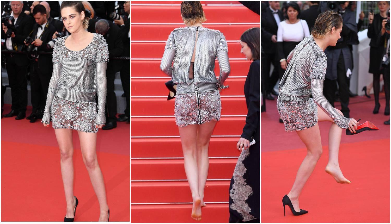 Kristen Stewart: Majstorica formule glam haljina i tenisica