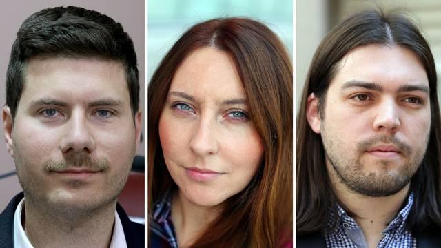 Njih troje žele vlast: U lovu na fotelje Pernar, Sinčić i supruga
