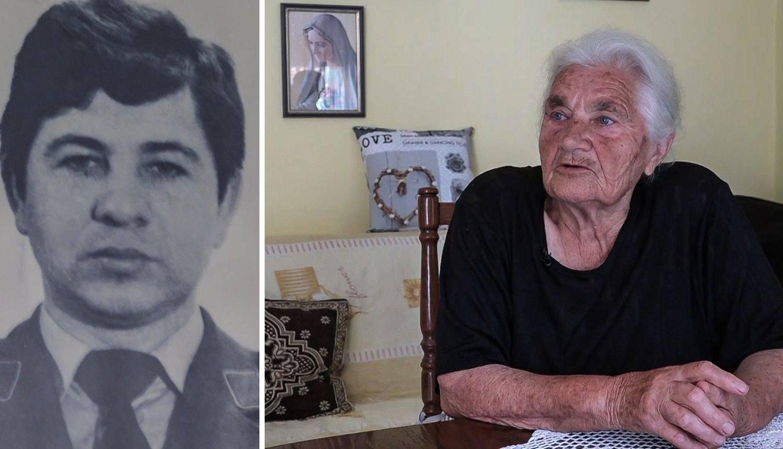 'Mojem sinu razrezali su uho i na čelu mu urezali oblik križa'