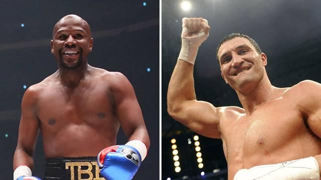 Vladimir Kličko i Mayweather ulaze u boksačku Kuću slavnih