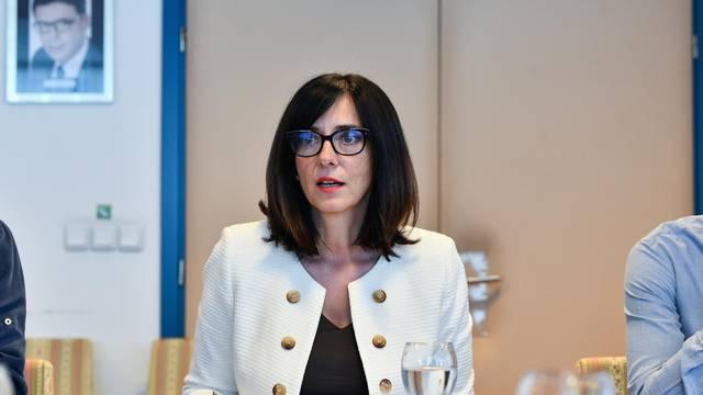 Zagreb: Ministrica Blaženka Divjak o zadovoljstvu roditelja programom Škola za život