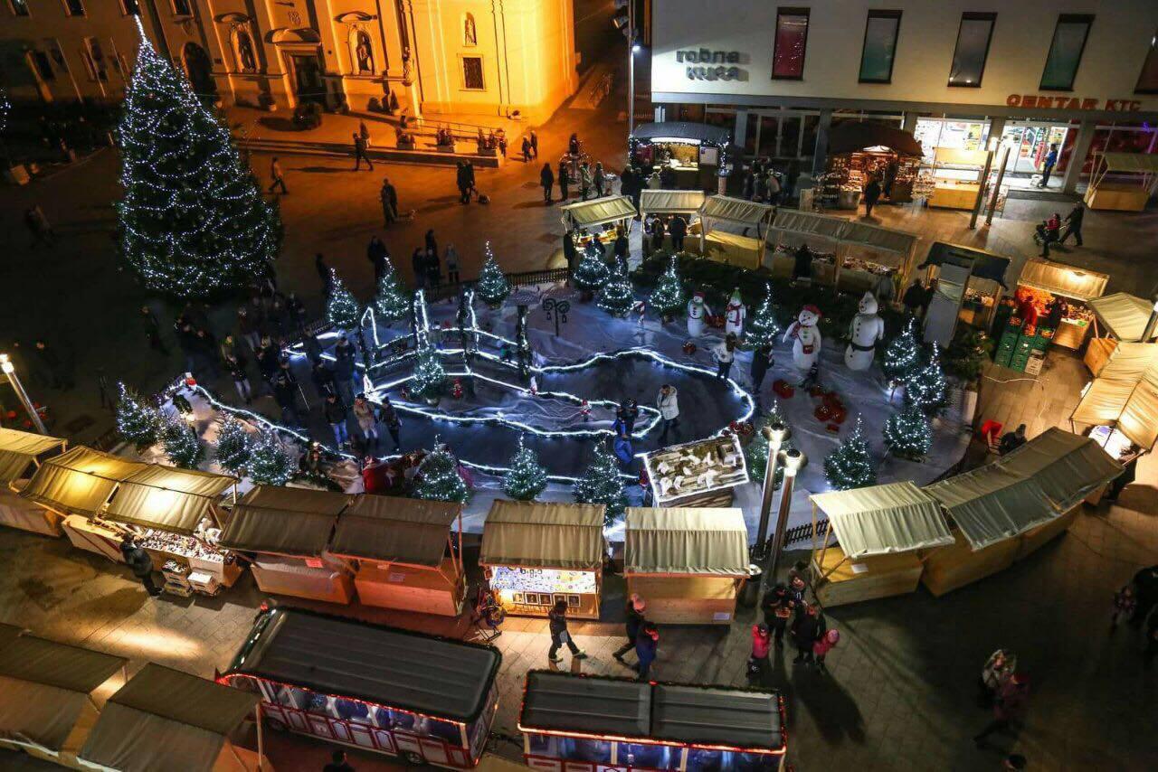Prvi dan prosinca donosi divnu adventsku čaroliju u Čakovec