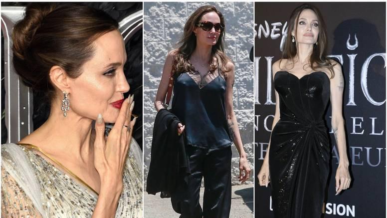 Angelina zabrinula zdravljem: Otkriveno da teži jedva 45 kila