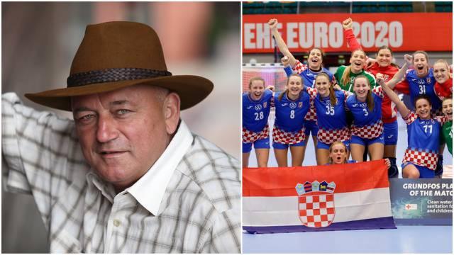 Željko Krušlin: Rukometašice su zaslužile svojom igrom himnu!