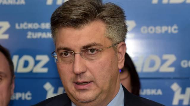 Plenković: Sastanak VNS-a bio odličan, nismo pričali o aferi...