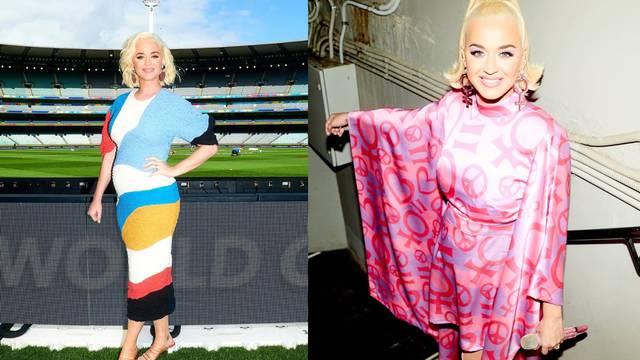 Trudnički stil Katy Perry: Sve je puno boja, šarenila i glittera