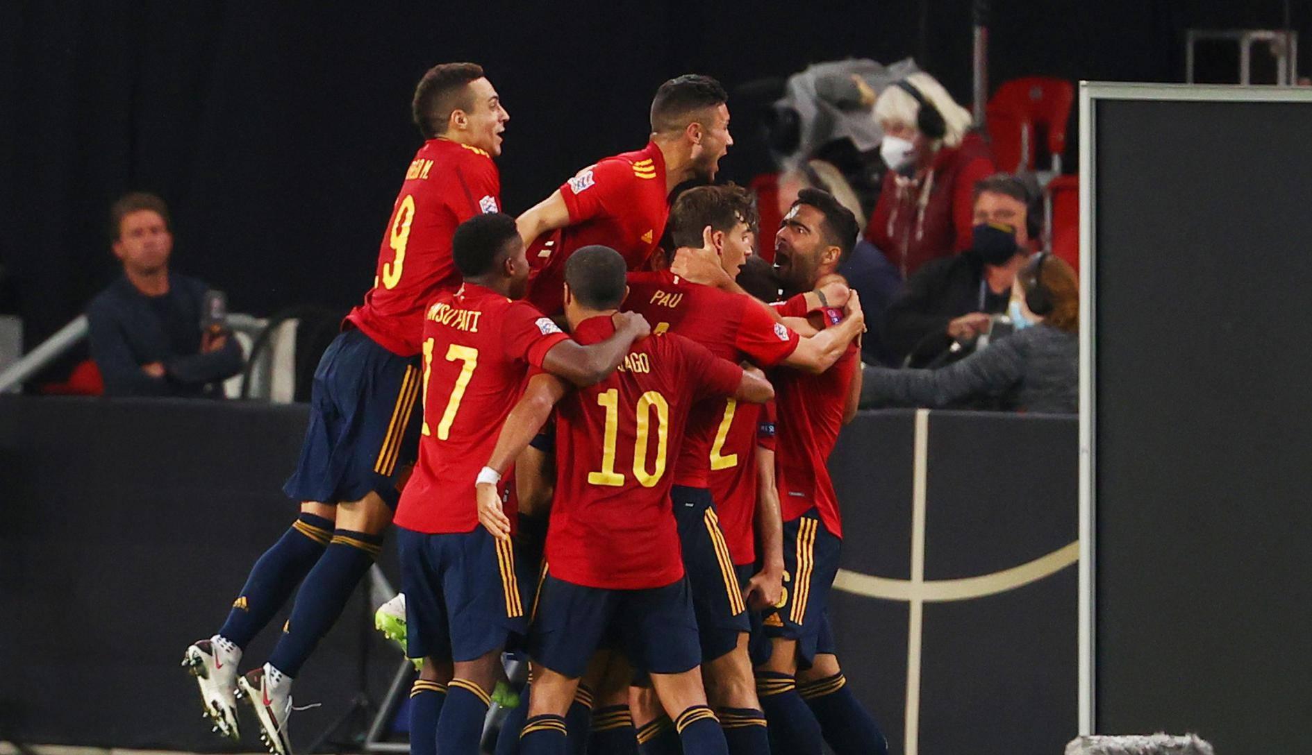 UEFA Nations League - League A - Group 4 - Germany v Spain