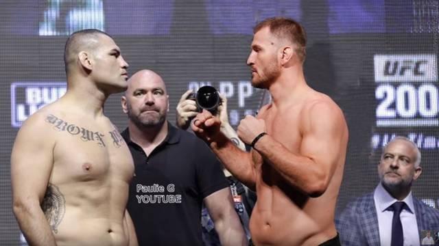 Cain je spreman za povratak u oktogon, čeka se potez UFC-a