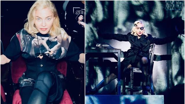 Madonna: 'Neopisivo me boli i zato moram otkazati turneju'