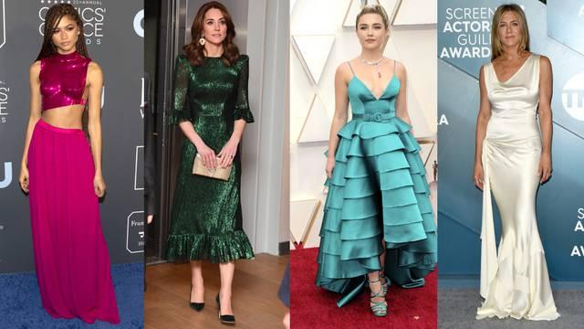Od Jenn Aniston do Zendaye: Najbolje haljine za ovu godinu