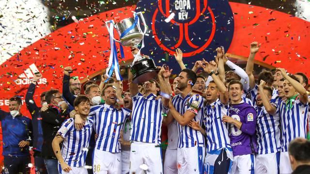 Copa del Rey - 2019/20 Final - Real Sociedad v Athletic Bilbao