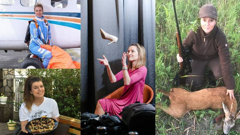 'Govorile smo da nikad nećemo, a danas baš to radimo': Skaču s padobranom, love životinje...