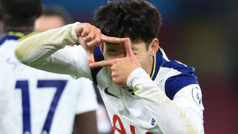 Nakon rovovske bitke Son zabio za tri boda Spursa kod Burnleya