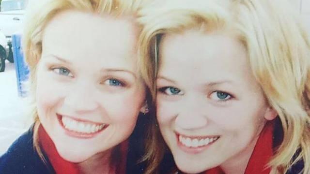 Reese Witherspoon pohvalila se dvojnicom: 'Nismo li slične?'