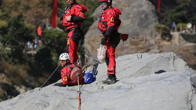 Pronašli nestalog muškarca (77) na otoku Šolti: Tražilo ga 60 ljudi, psi, letjelice i helikopter