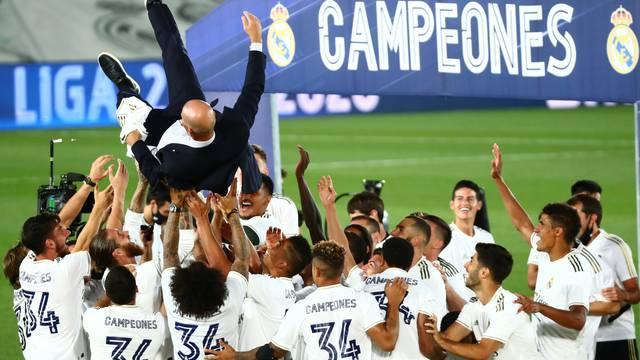 La Liga Santander - Real Madrid v Villarreal