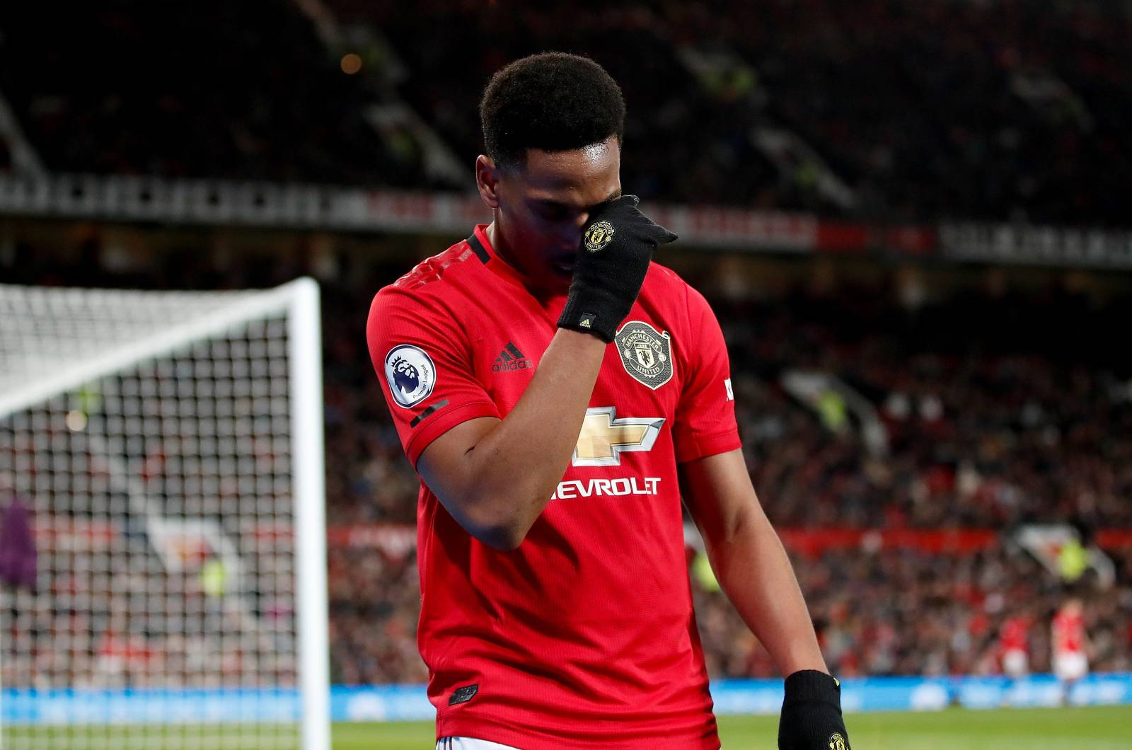 Manchester United v Aston Villa - Premier League - Old Trafford