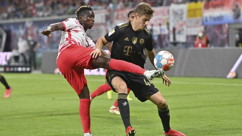 'HNS i Dalić su se mjesecima borili za mene. Debi za Bayern? Uf, bio sam baš jako nervozan'