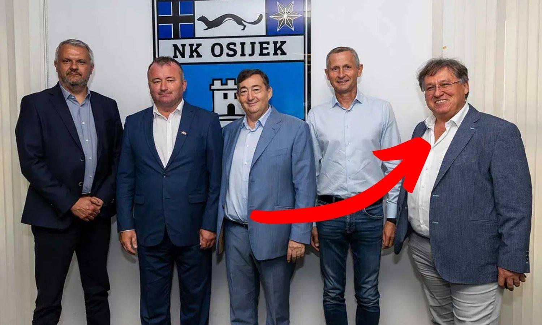 Tko je većinski vlasnik Osijeka?! Meszarosu ni traga, tu je Mađar s liste Forbesa, što s Pampasom