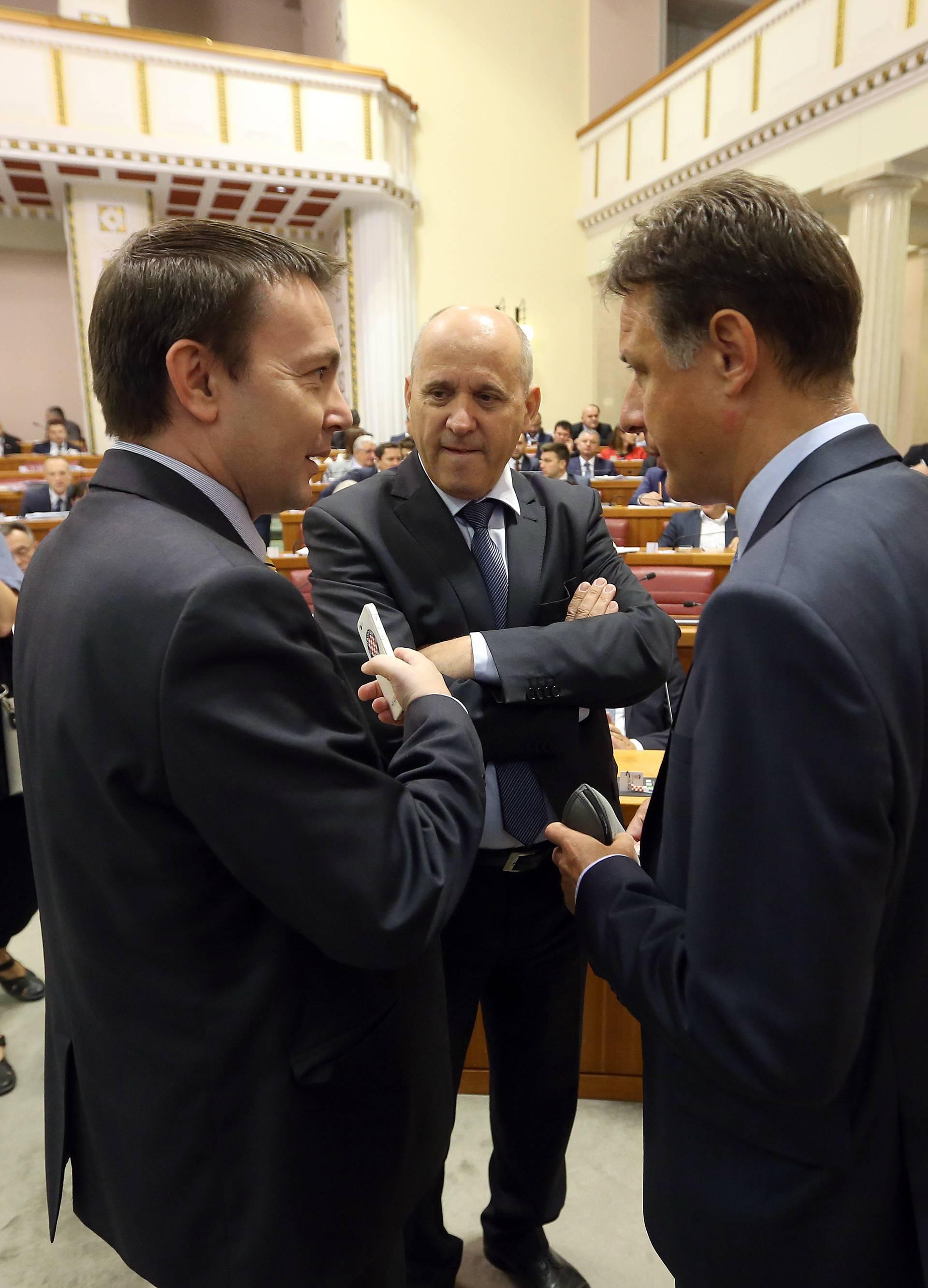 HDZ i SDP se ipak dogovorili oko sudaca i povjerenstva?