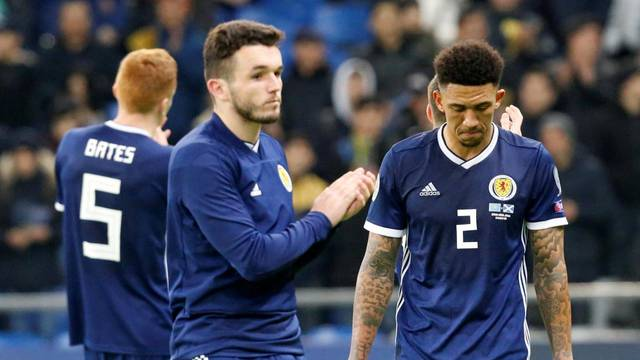 Euro 2020 Qualifier - Group I - Kazakhstan v Scotland