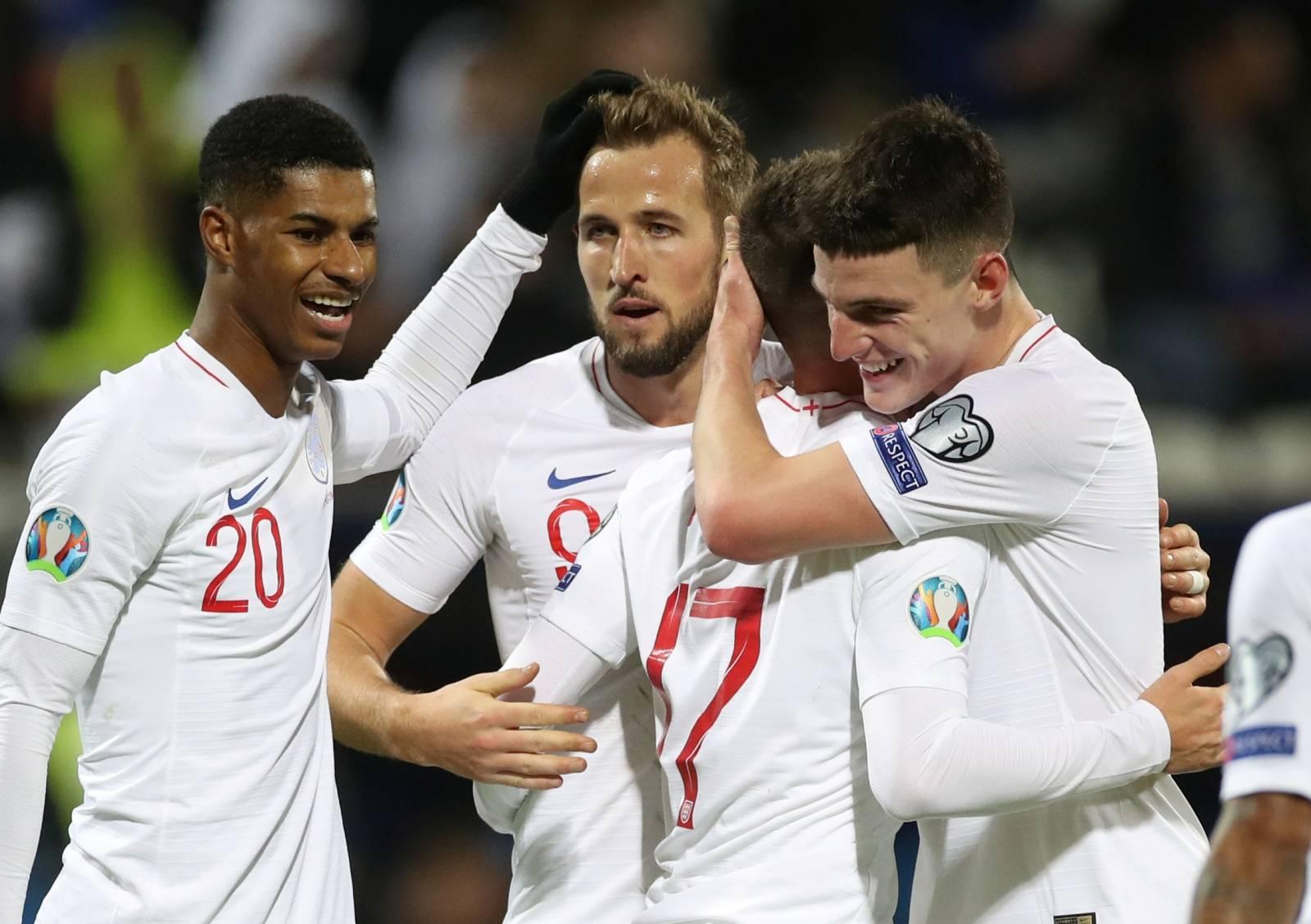Euro 2020 Qualifier - Group A - Kosovo v England