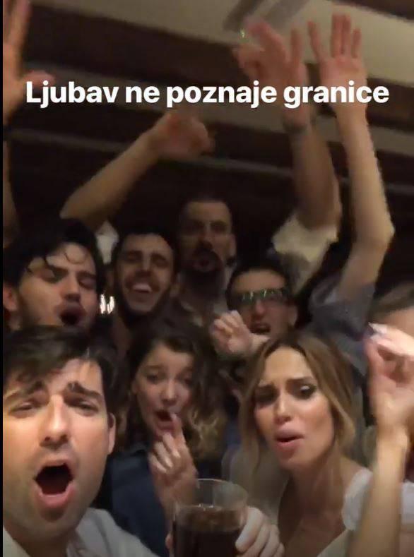 Fešta do zore: Ćorluka i Franka u tri su pjevali 'Tek je 12 sati'