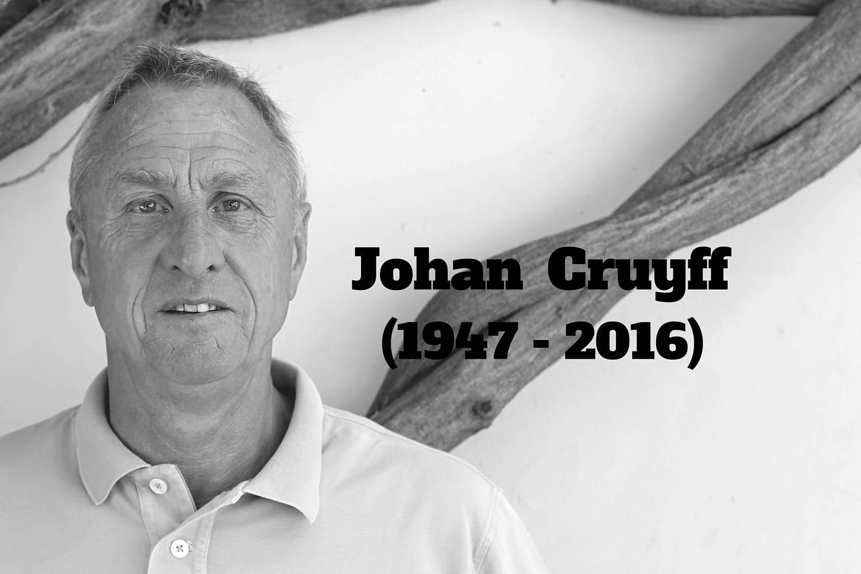 Umro Johan Cruyff:  Velikan je izgubio bitku s opakom bolesti