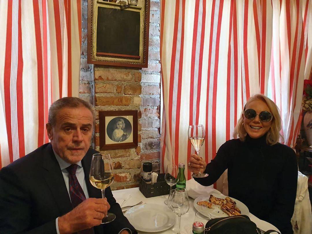 Brena prizalogajila s Bandićem na ručku: 'Šarmantni Milan'