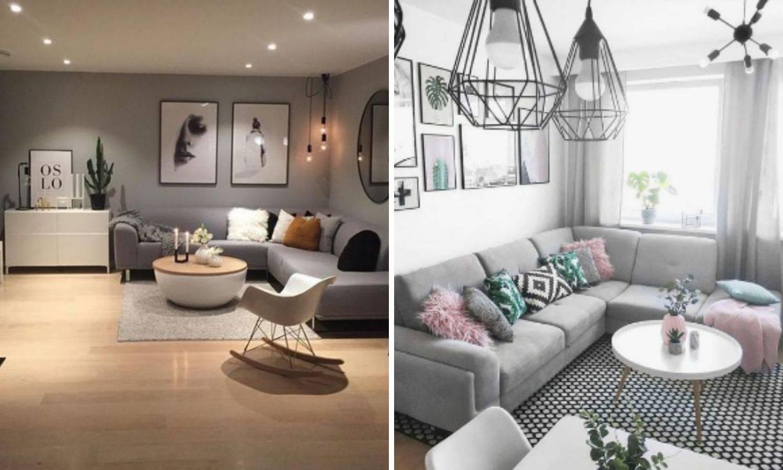 Najbolja boja za interijere: Siva daje eleganciju, opušta i veseli