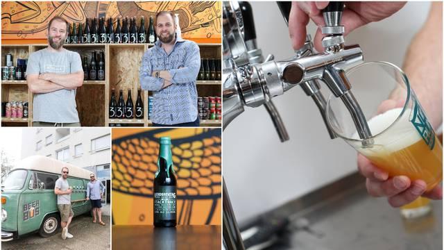 Zagreb dobio svoju craft oazu: Imamo preko 100 vrsta, a hit je kiselo pivo koje traje 30 godina