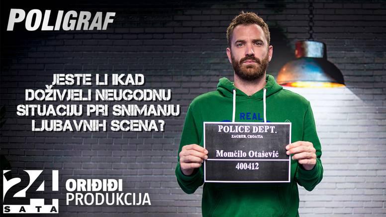 Glumac Momčilo Otašević na poligrafu priznao: Uvijek mi je neugodno skinuti se gol u sceni