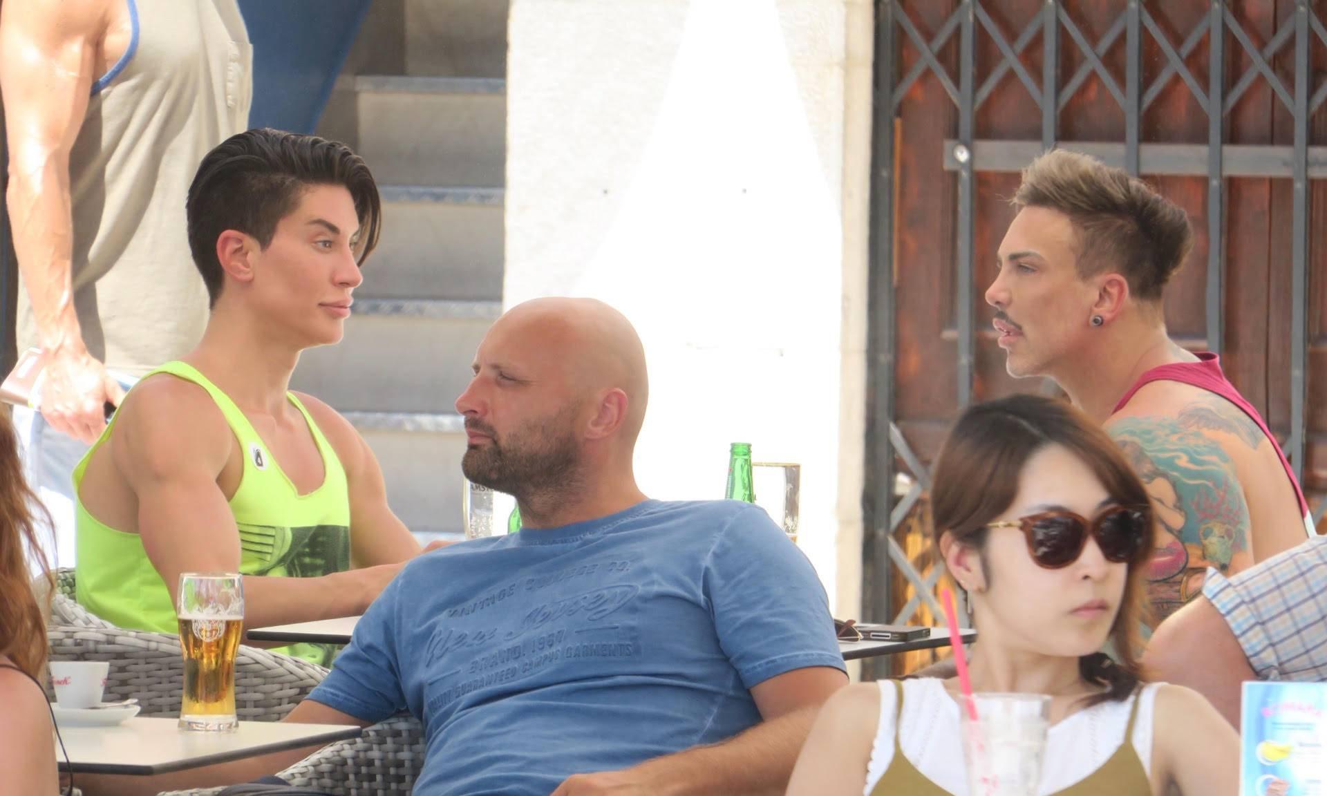 Ken gay cruiserom doplovio u Split: 'Hrvati su mi baš seksi...'