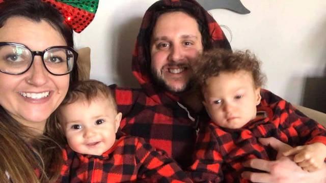 Rasplakao sve: Prije smrti tata (32) ostavio poruku ženi i djeci