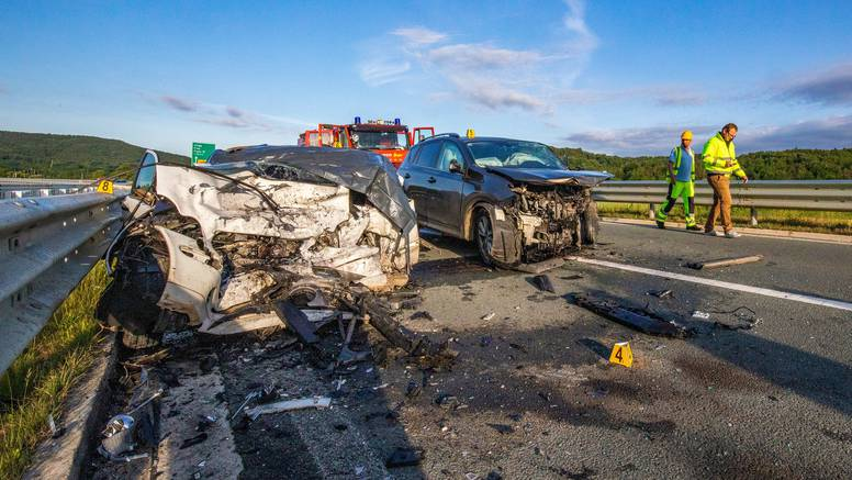Vozač koji se pijan sudario kod Cerovlja dobio dvije godine zatvora: Kriv sam, kajem se!