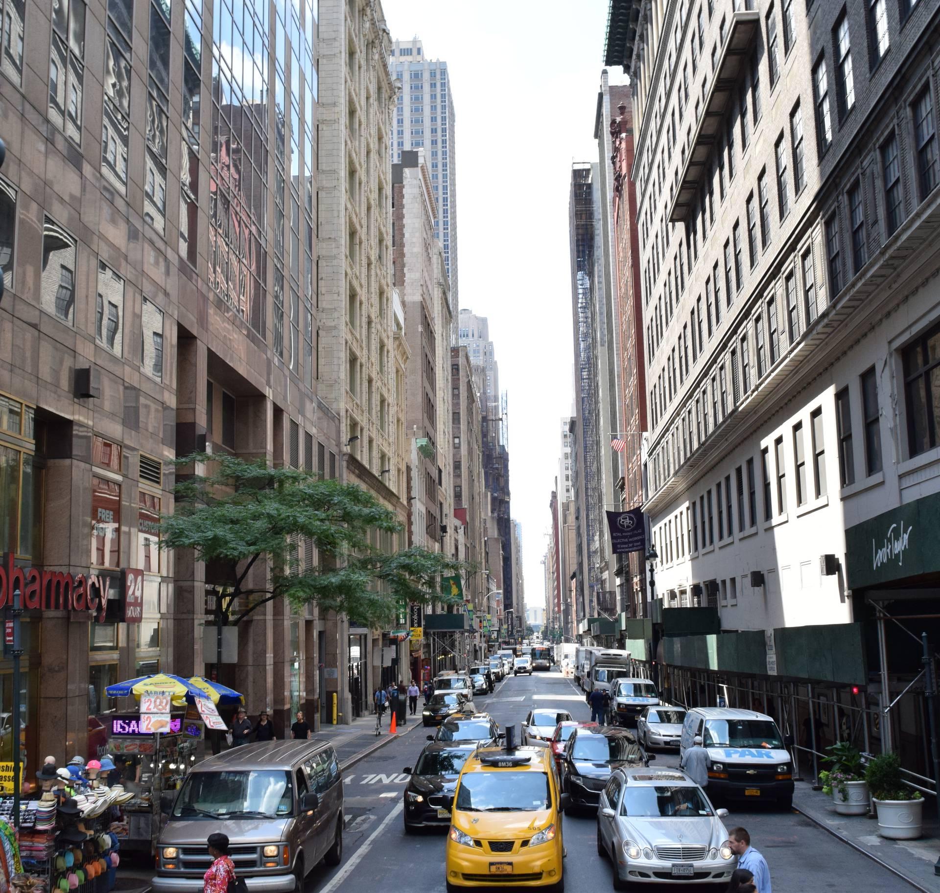 Da bi se građani rekreirali New York će zatvoriti neke ceste