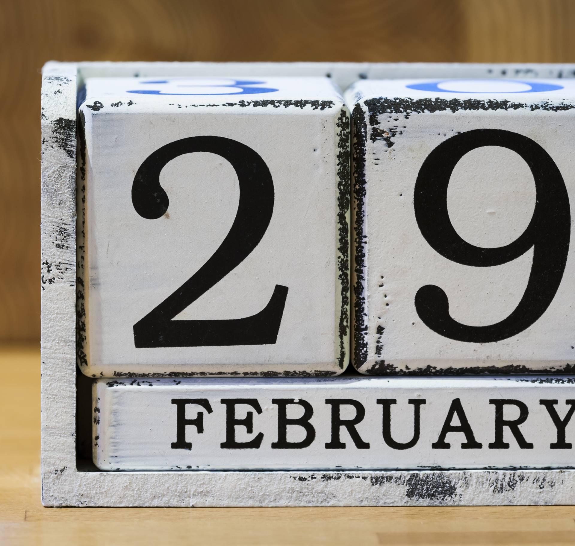 10 zanimljivosti o prijestupnoj godini - ne ženite se, ne sadite