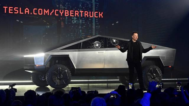 News: Tesla Cybertruck