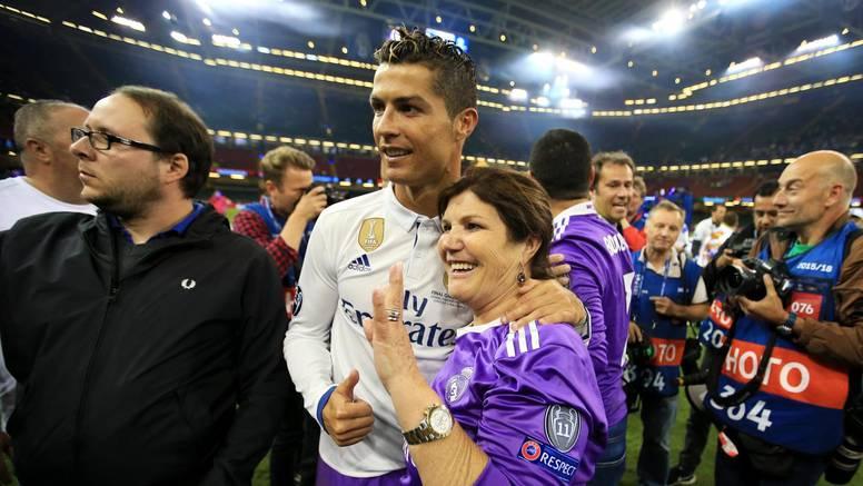 Ronaldova majka nije uspjela: CR7 ipak se ne vraća u Sporting