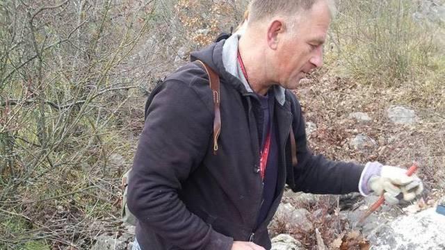 'Imam oko za to': Poludrago kamenje našao u okolici Splita
