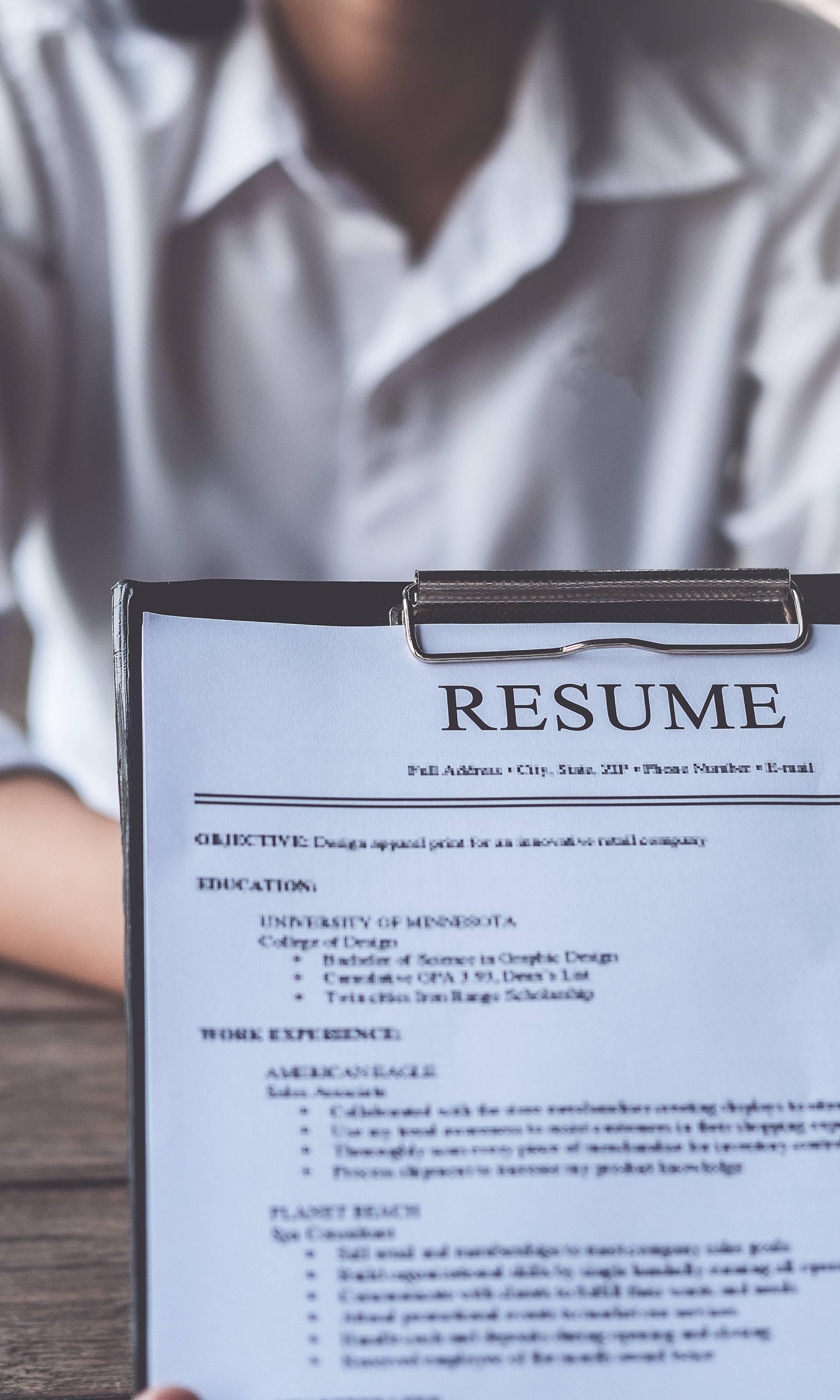Riječi u životopisu zbog kojih vjerojatno nećete dobiti posao