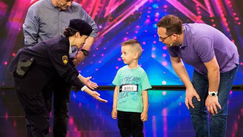 TV policajka oduševila dječaka, pjevač okušao sreću peti put...