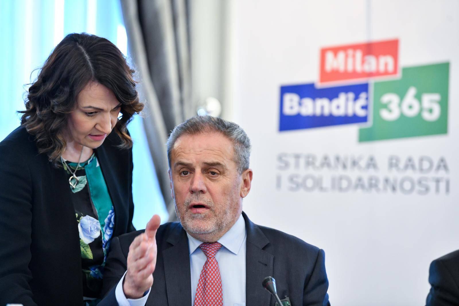 Pavičić-Vukičević o Bandićevoj ostavci: Ne znam ništa o tome