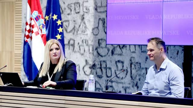 Zagreb: Konferencija za medije povodom početka prvog digitalnog popisa stanovništva